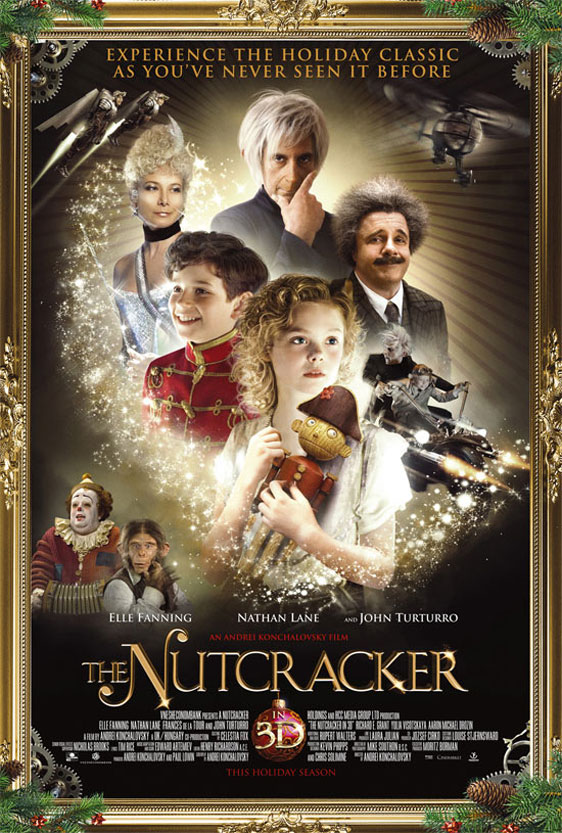 The Nutcracker in 3D Poster #1