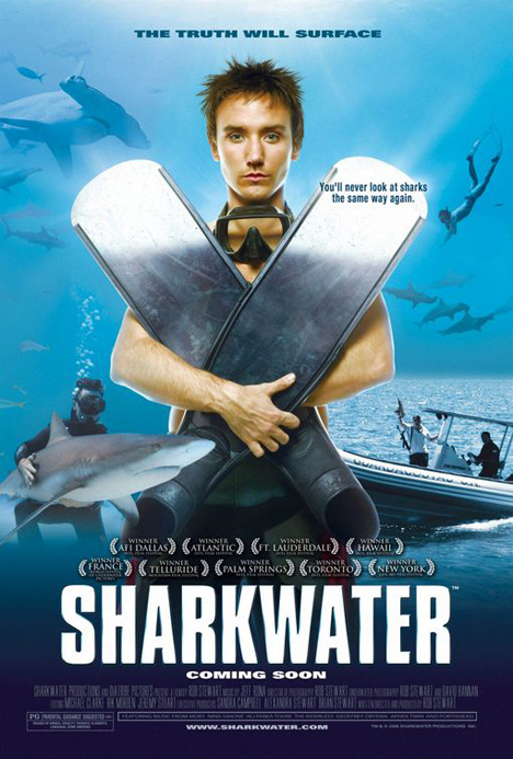 Sharkwater Poster #1