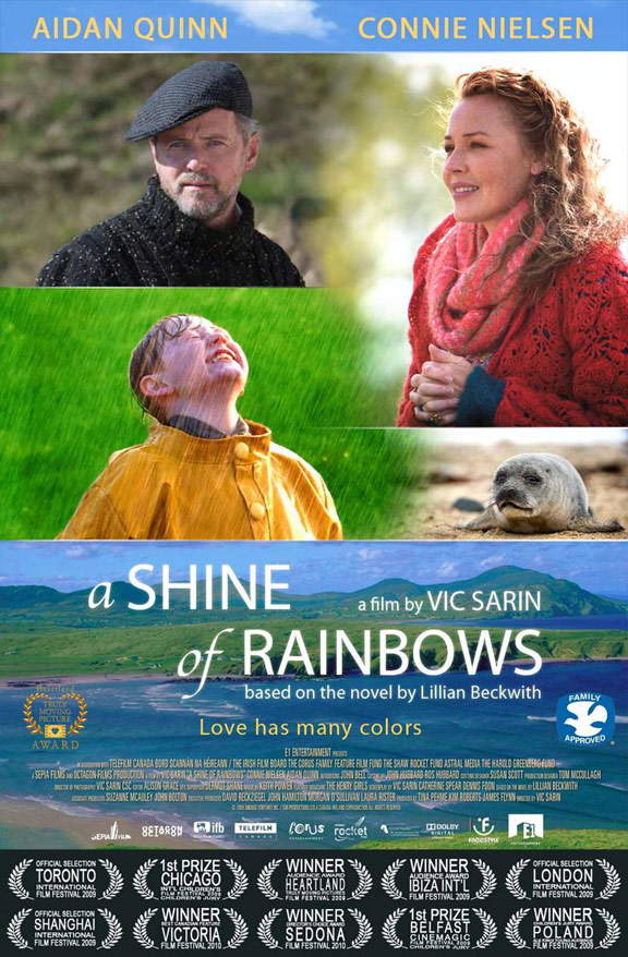 A Shine of Rainbows Poster #2