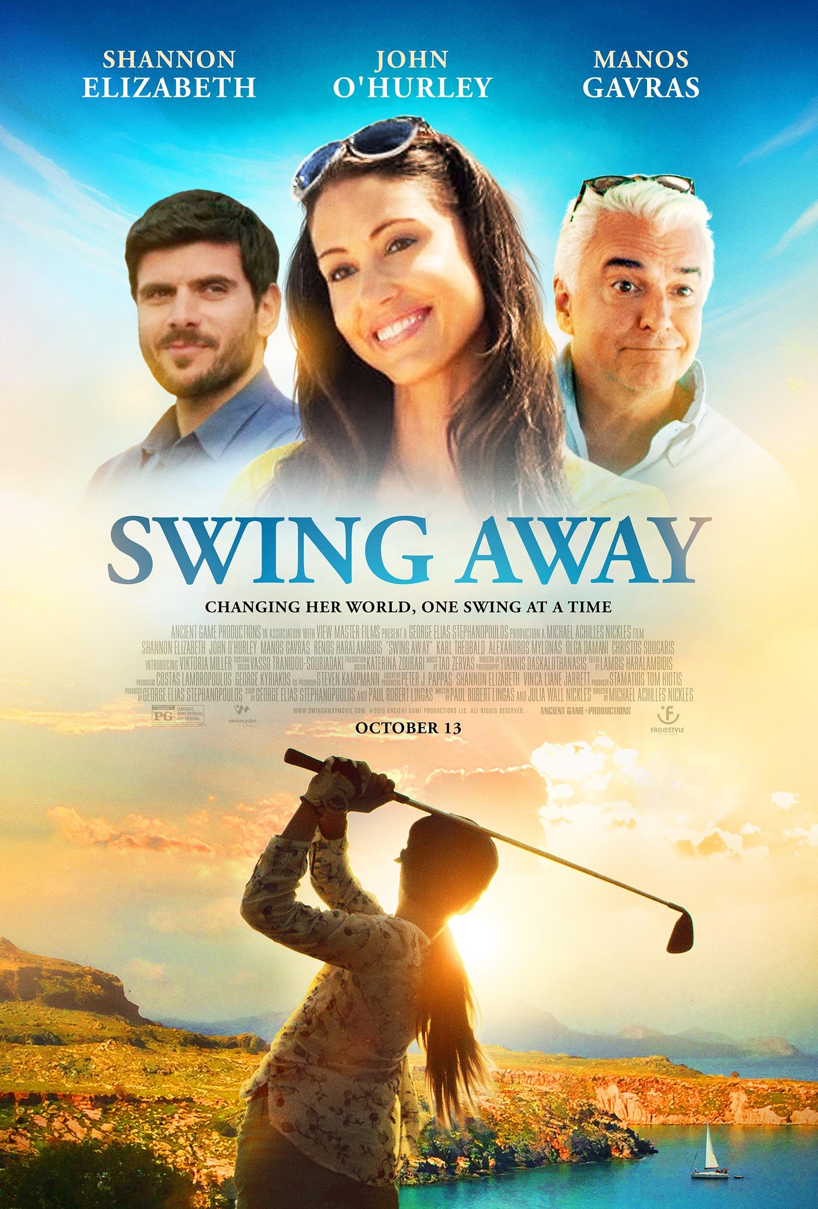 Swing Away Poster #1