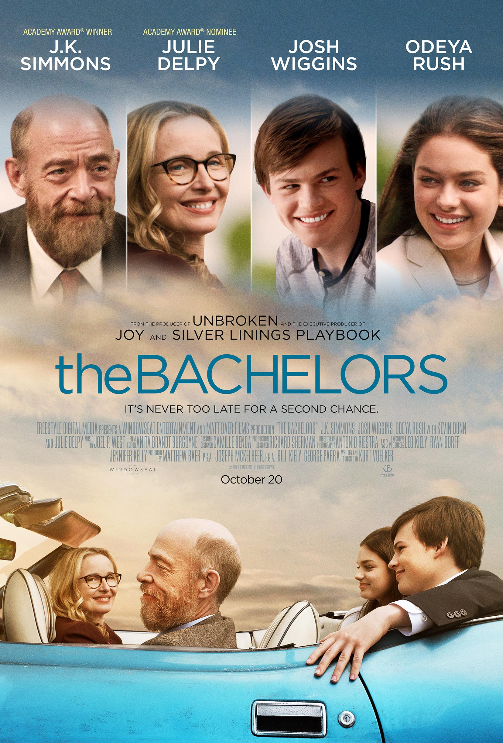 The Bachelors Poster #1