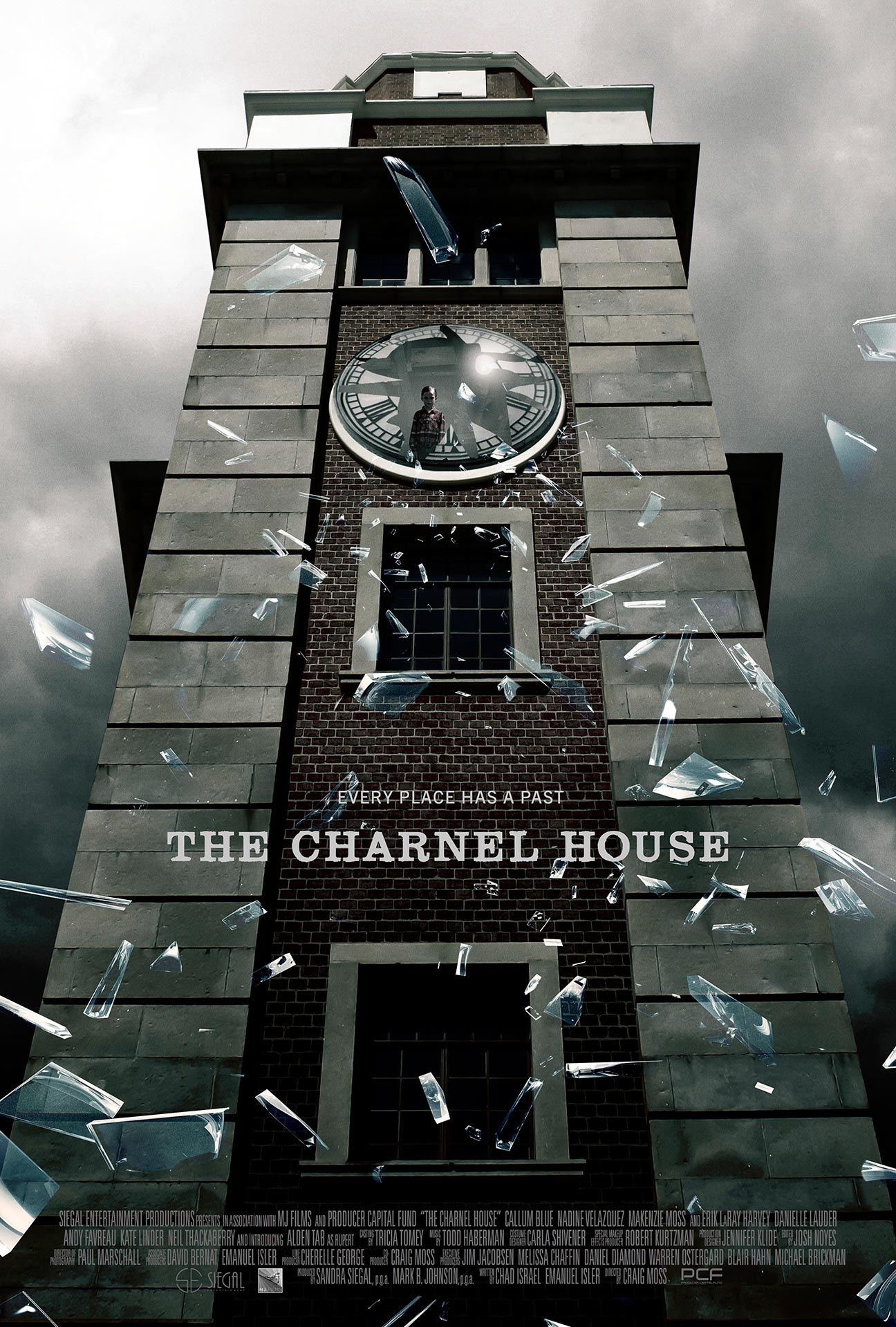 The Charnel House Poster #1