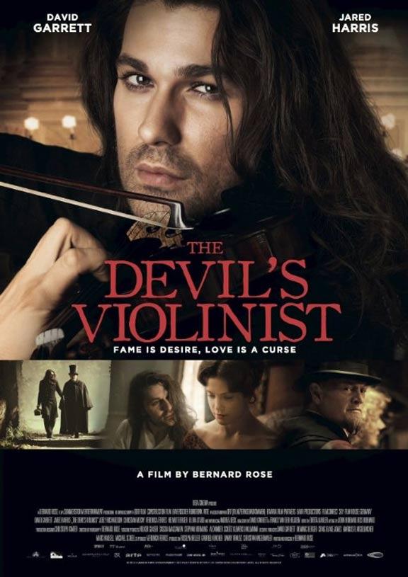 The Devil's Violinist Poster #1