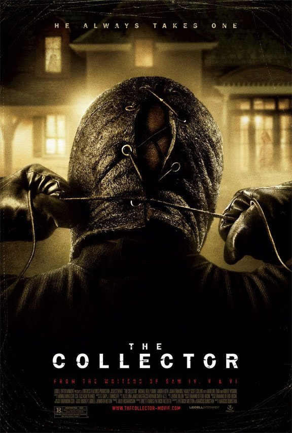 The Collector Poster #2