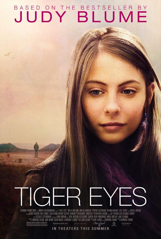 Tiger Eyes Poster #1