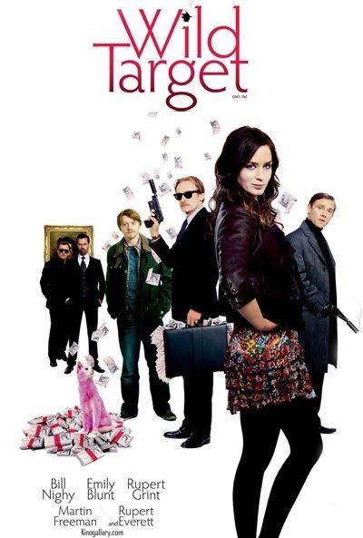 Wild Target Poster #1