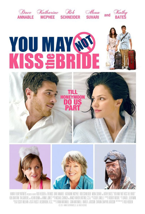 You May Not Kiss the Bride Poster #1