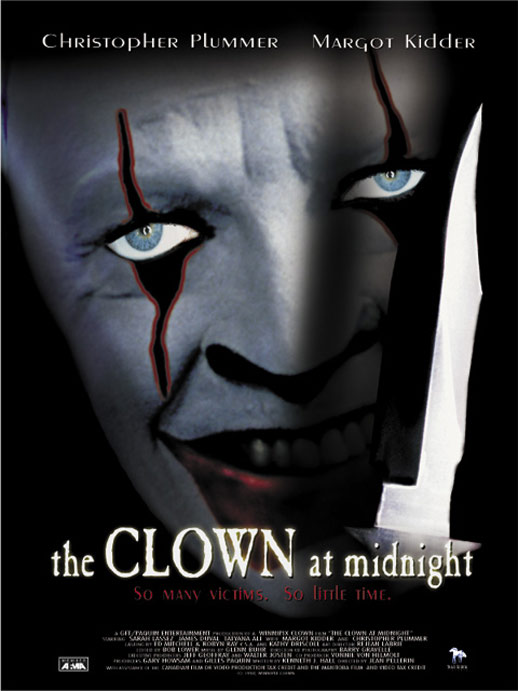 The Clown at Midnight Poster #1