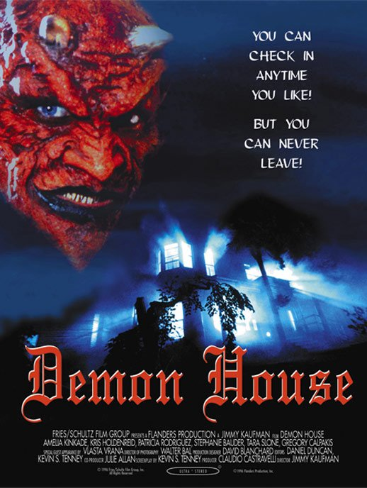 Demon House Poster #1