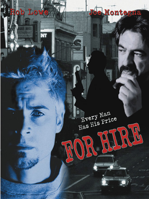 For Hire Poster #1