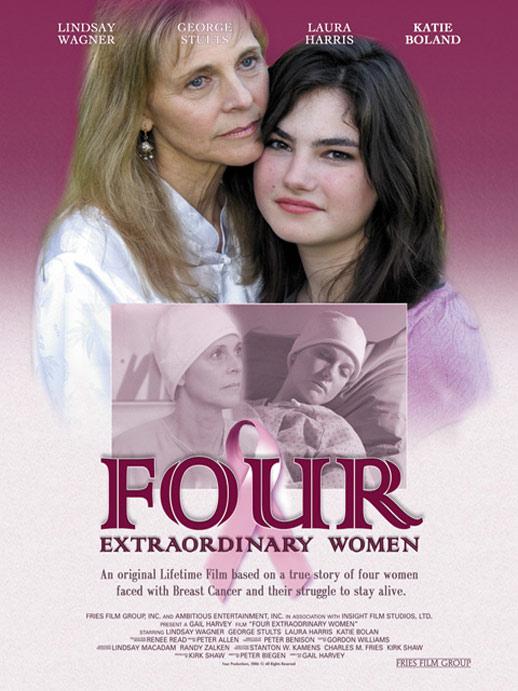 Four Extraordinary Women Poster #1
