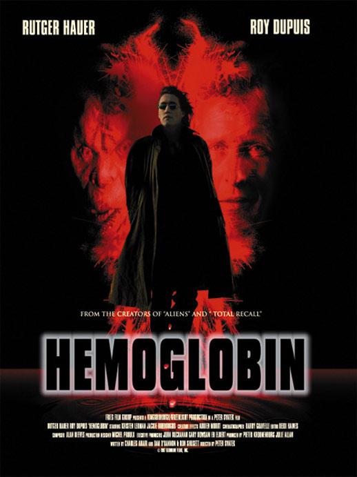 Hemoglobin (Bleeders) Poster #1