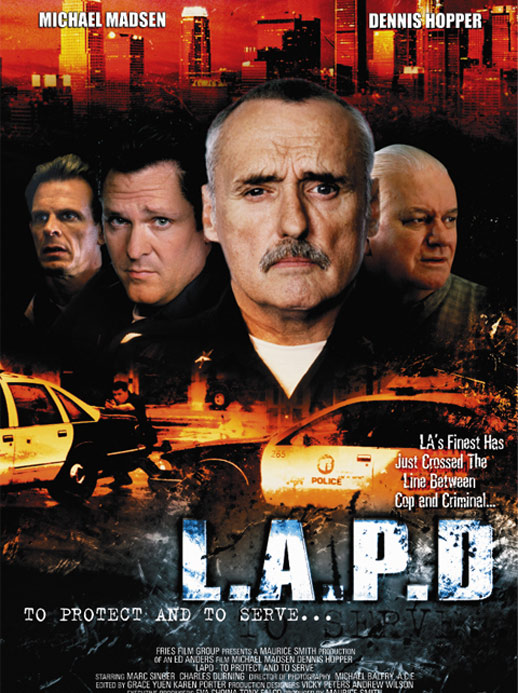 L.A.P.D.: To Protect and to Serve Poster #1