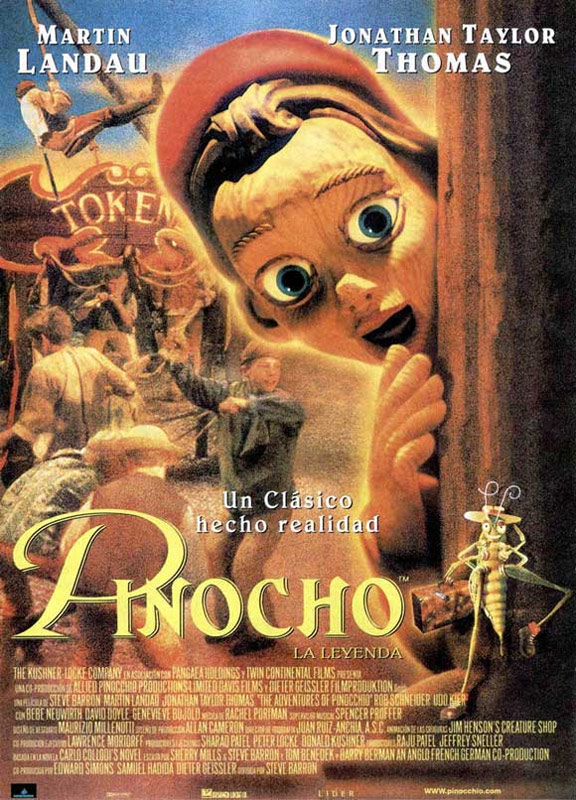 The New Adventures of Pinocchio Poster #2