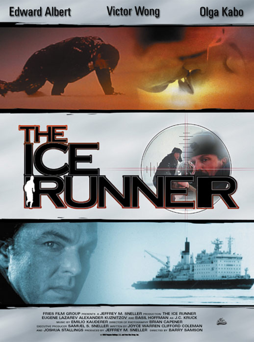 The Ice Runner Poster #1