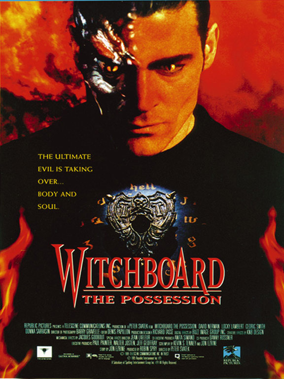 Witchboard III: The Possession Poster #1
