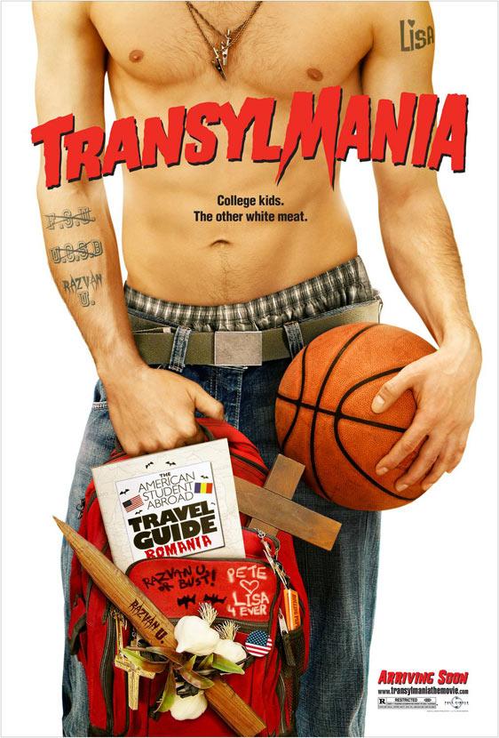 Transylmania Poster #1