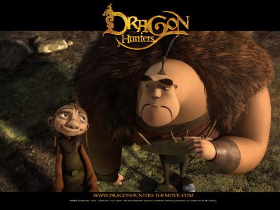 Dragon Hunters Poster #1