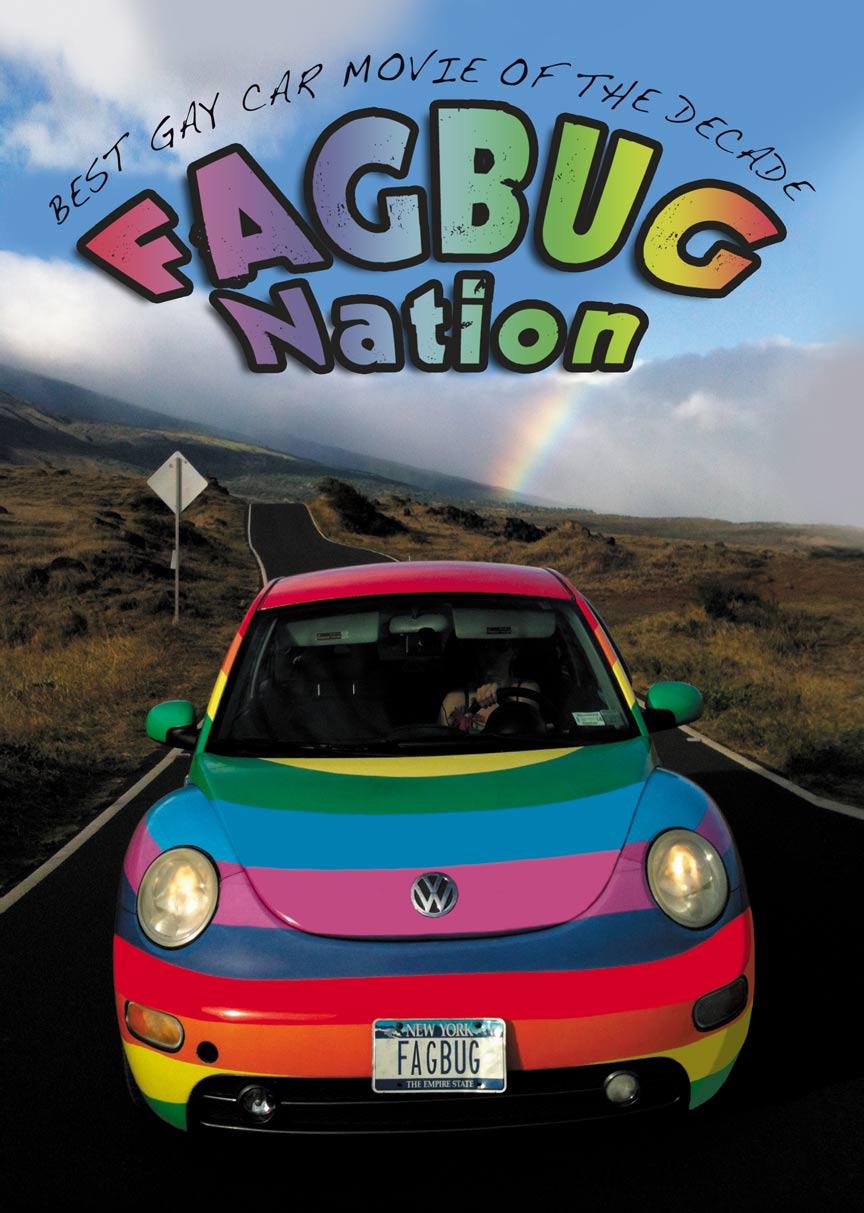 Fagbug Nation Poster #1