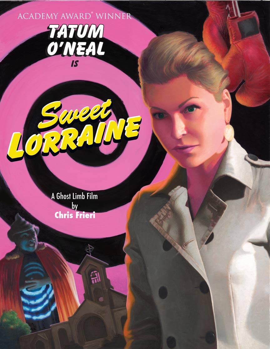 Sweet Lorraine Poster #1