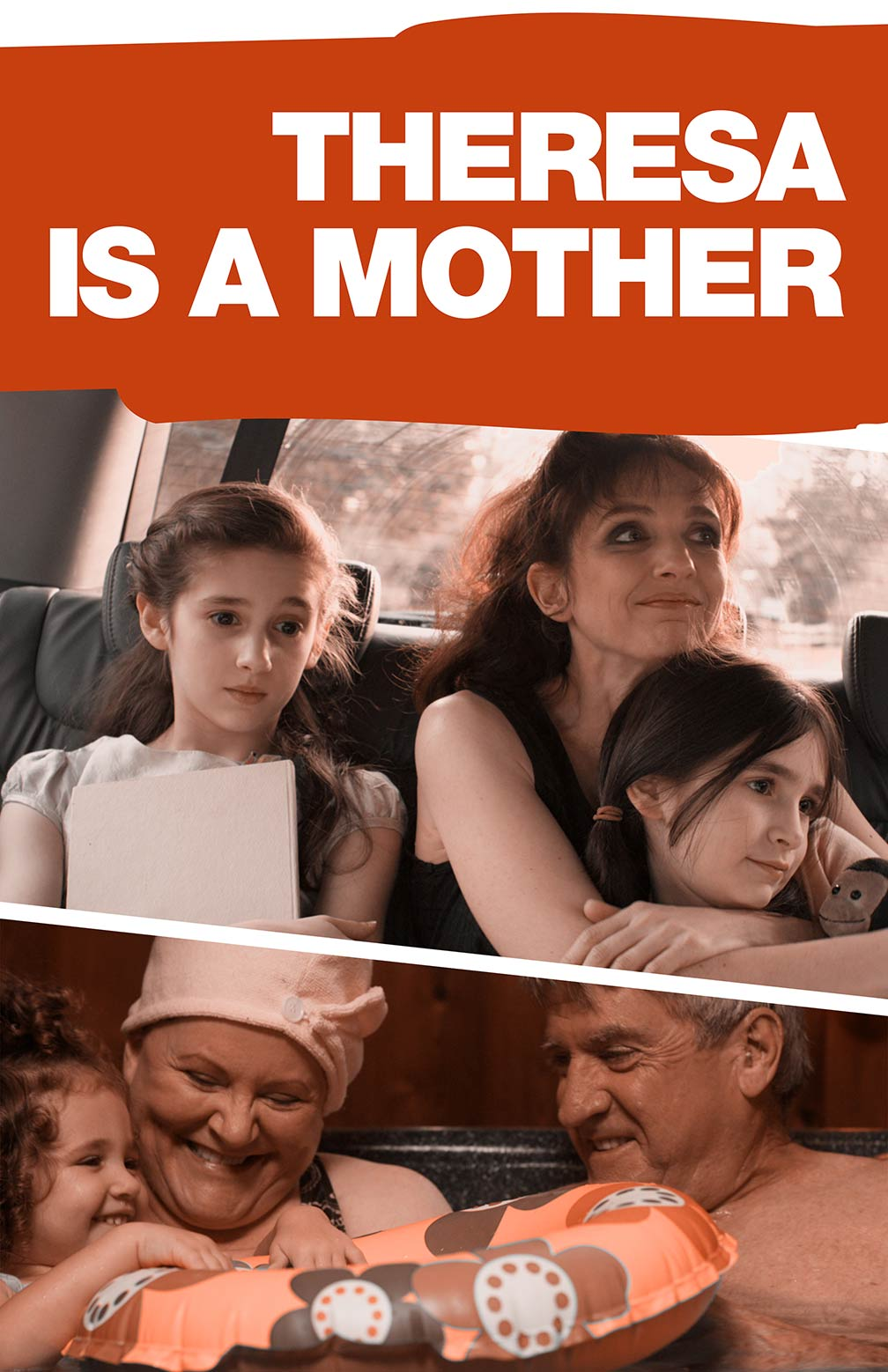 Theresa Is a Mother Poster #1