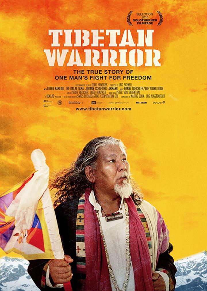 Tibetan Warrior Poster #1