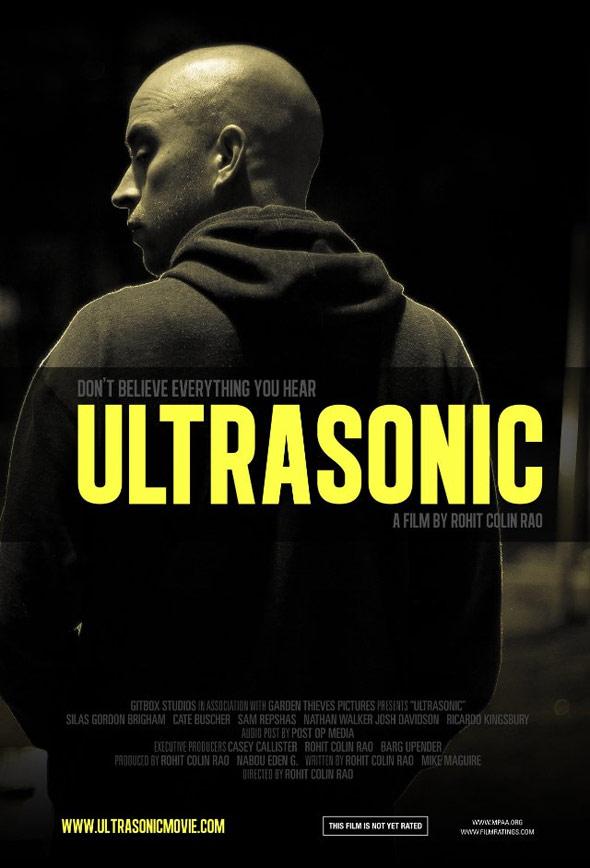 Ultrasonic Poster #1