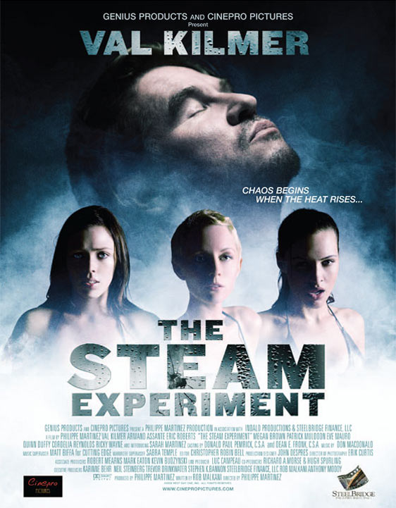 The Steam Experiment Poster #1