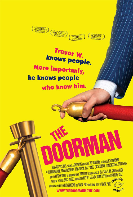 The Doorman Poster #1