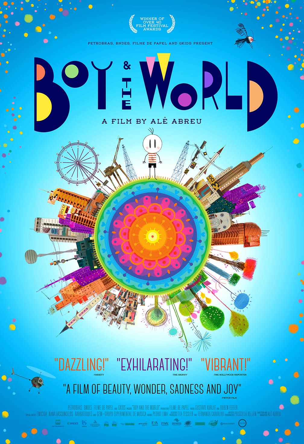 The Boy and the World Poster #1