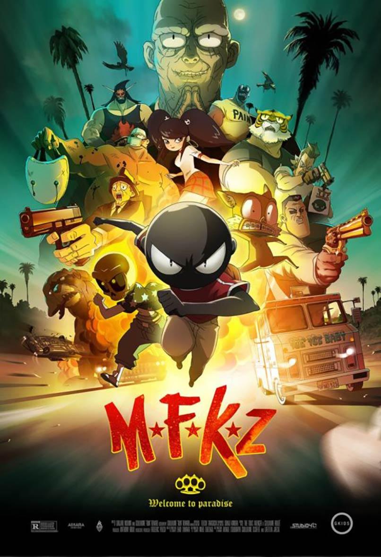 MFKZ Poster #1