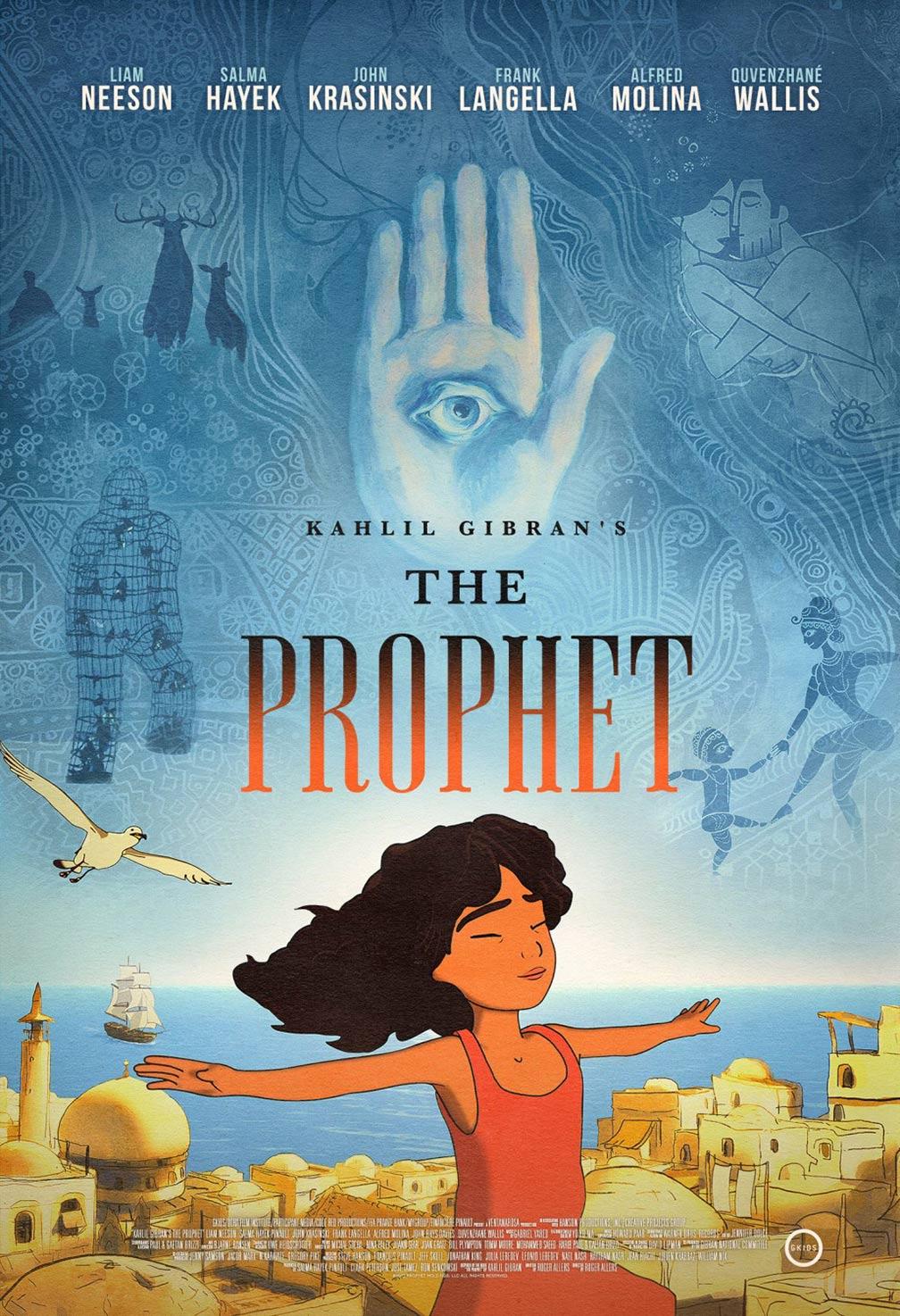 The Prophet Poster #1