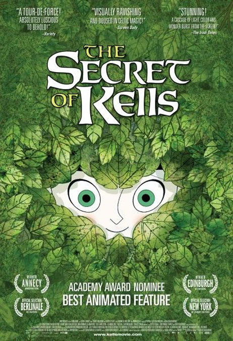 The Secret of Kells Poster #2