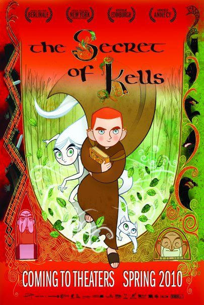 The Secret of Kells Poster #1