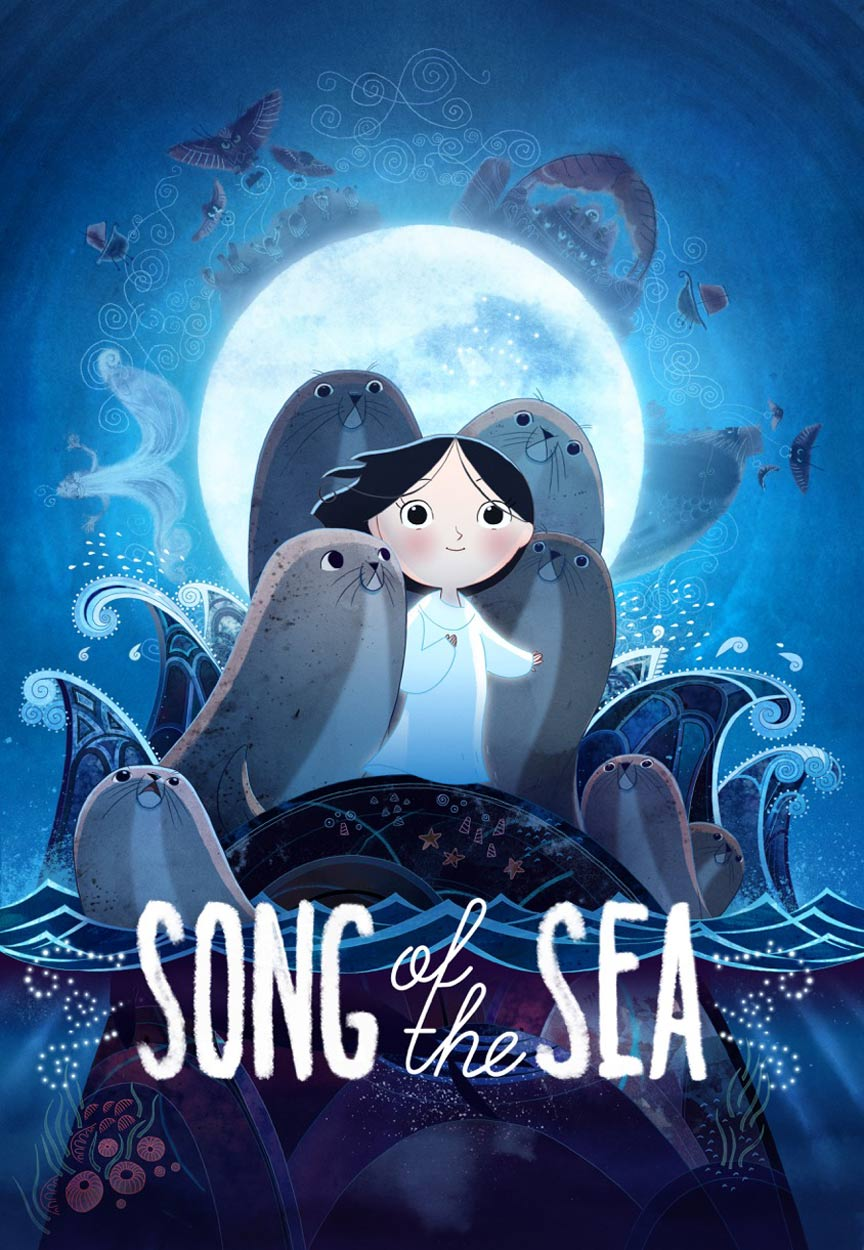 Song of the Sea Poster #2