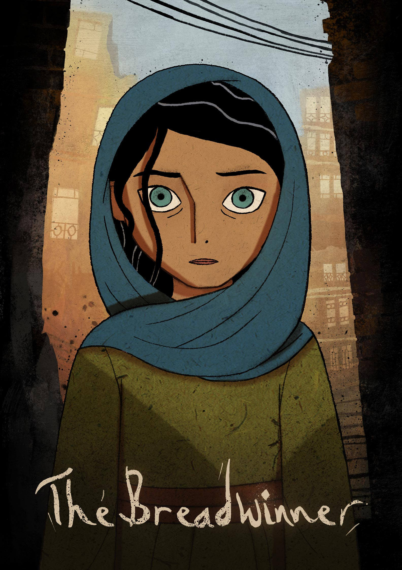 The Breadwinner Poster #1