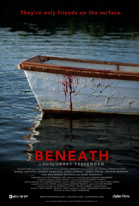 Beneath Poster #1
