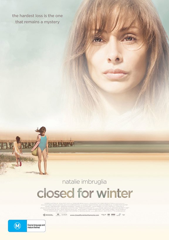 Closed for Winter Poster #1