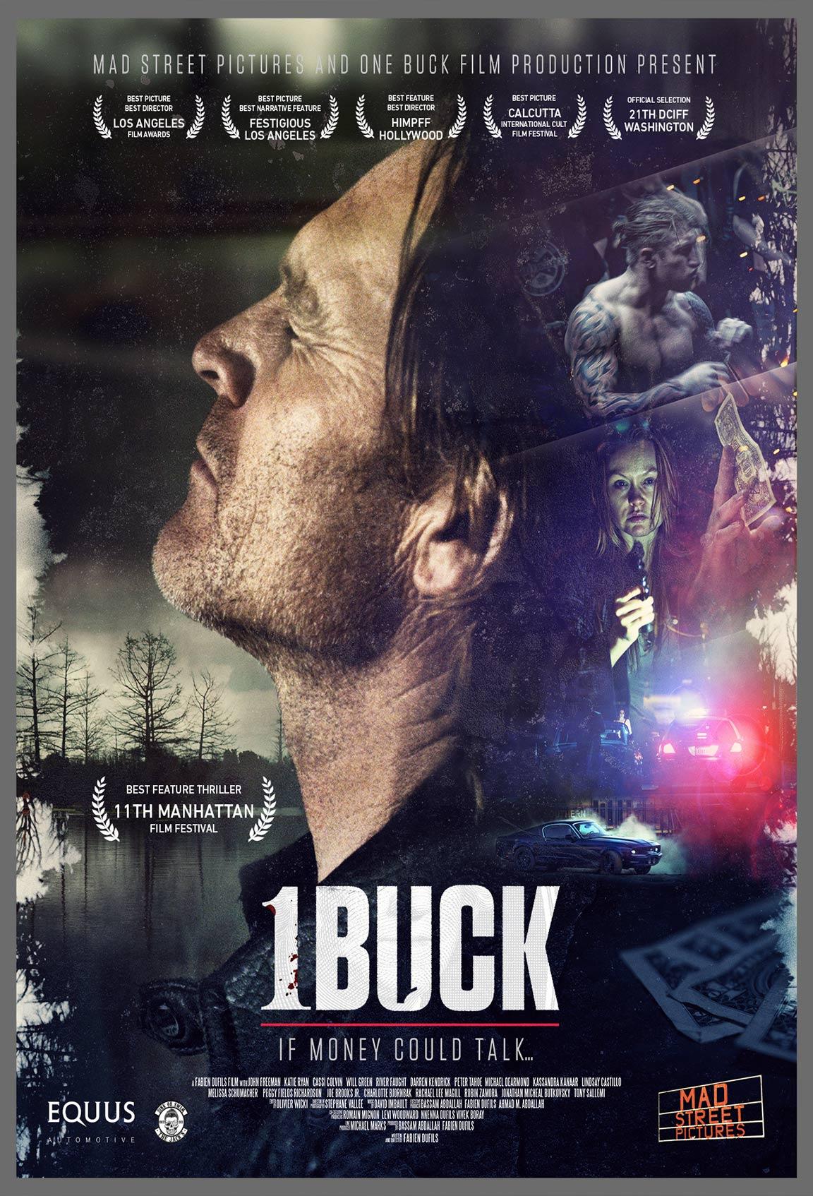 1 Buck Poster #1