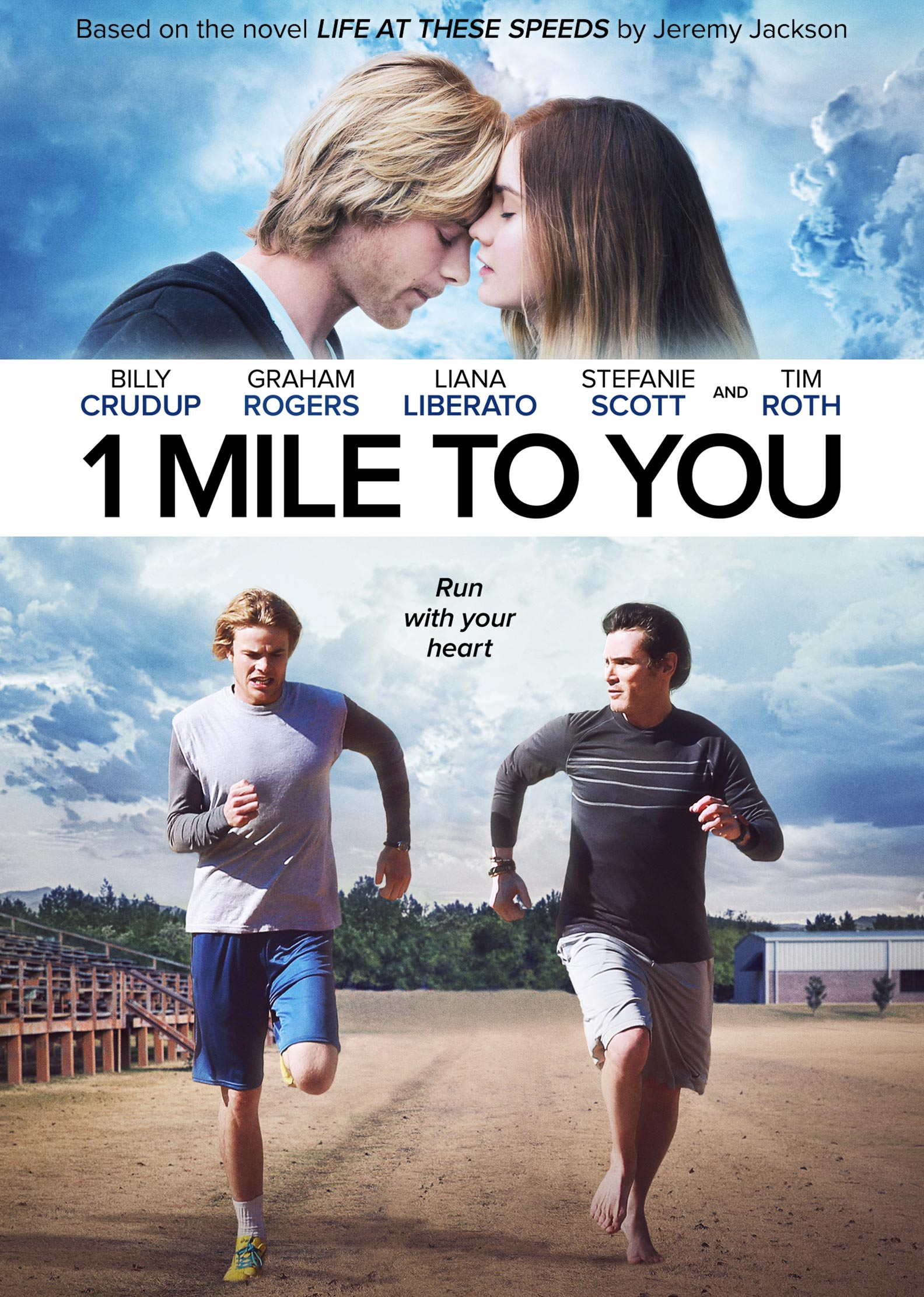 1 Mile to You Poster #1
