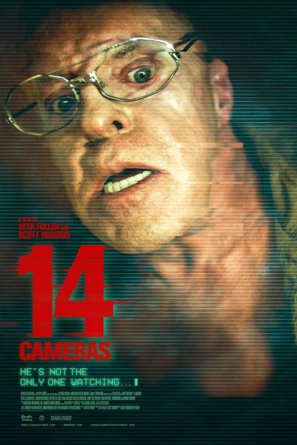 14 Cameras Poster #1