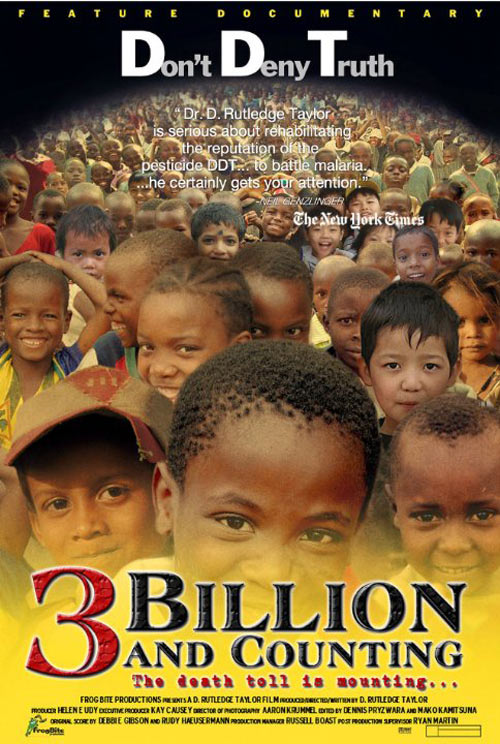 3 Billion and Counting Poster #1