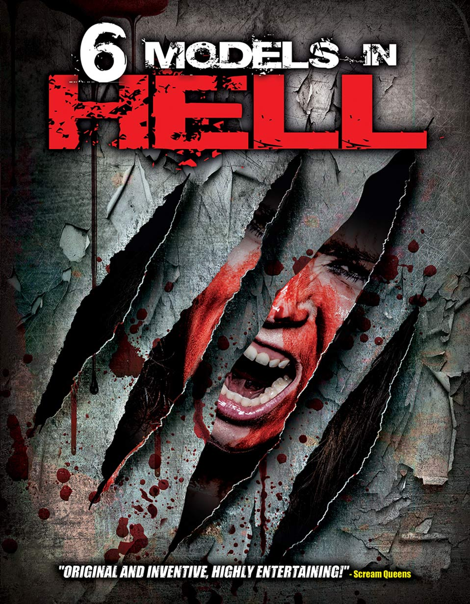 6 Models in Hell Poster #1