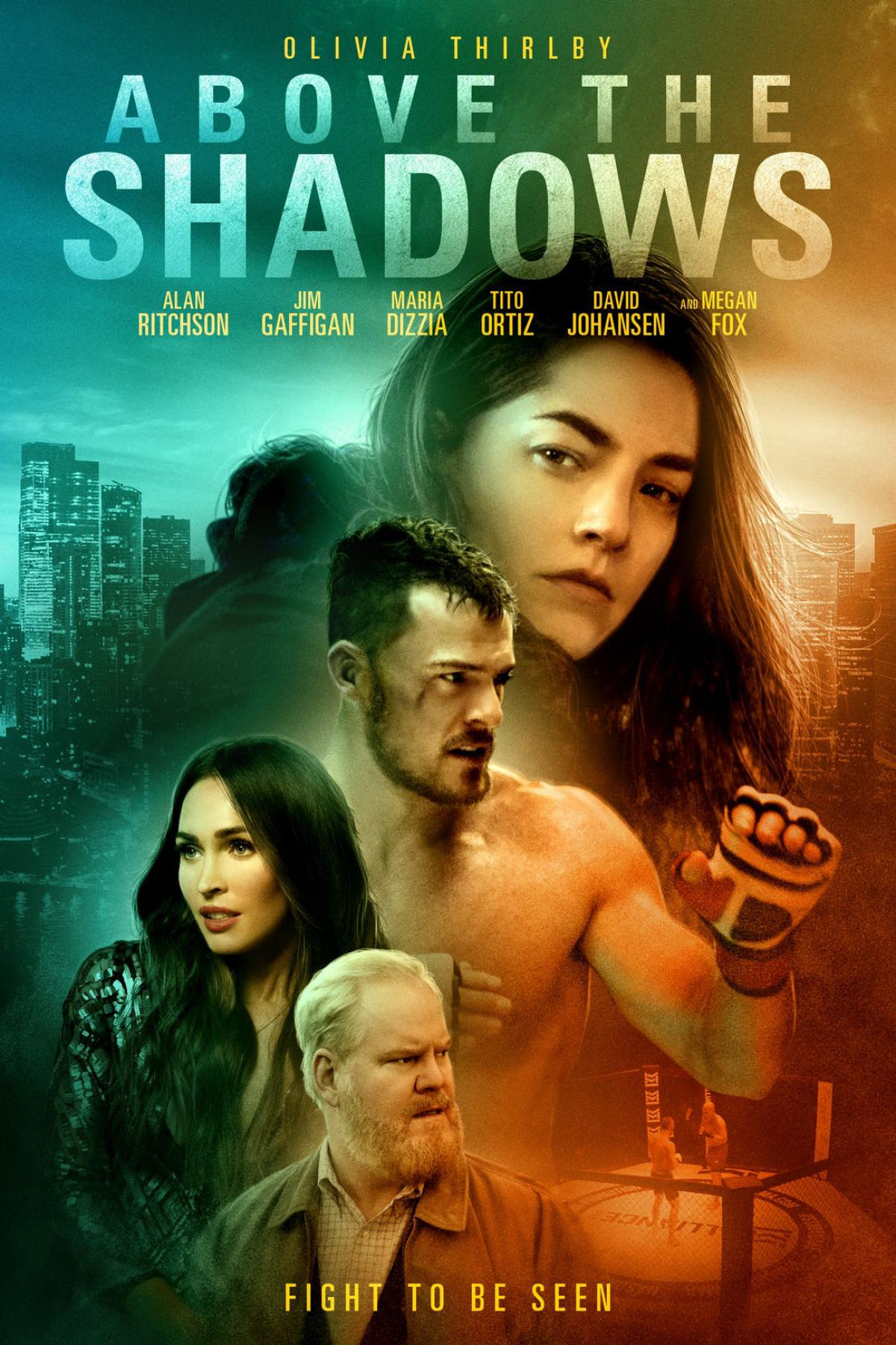 Above the Shadows Poster #1