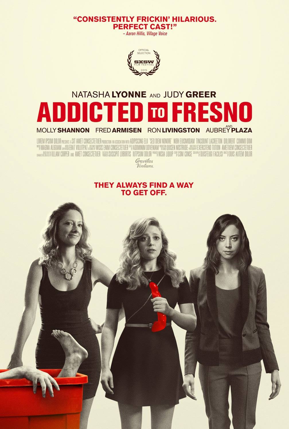 Addicted to Fresno Poster #1