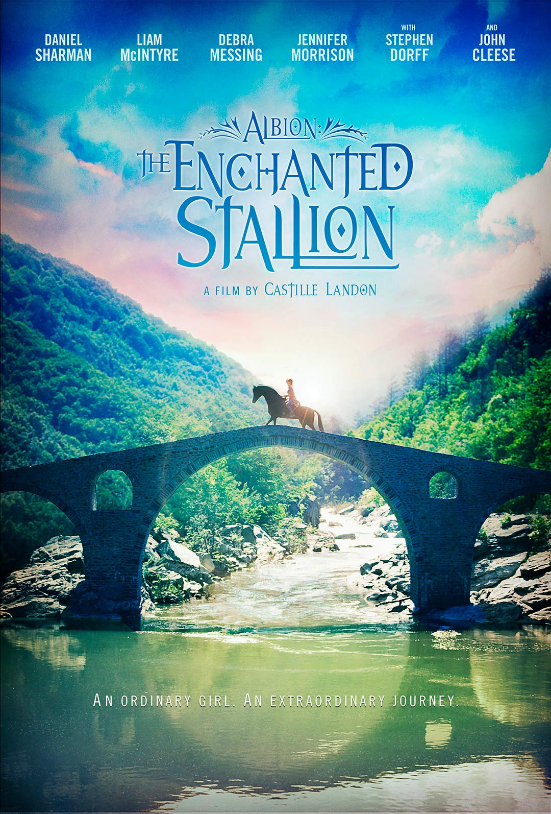 Albion: The Enchanted Stallion Poster #1