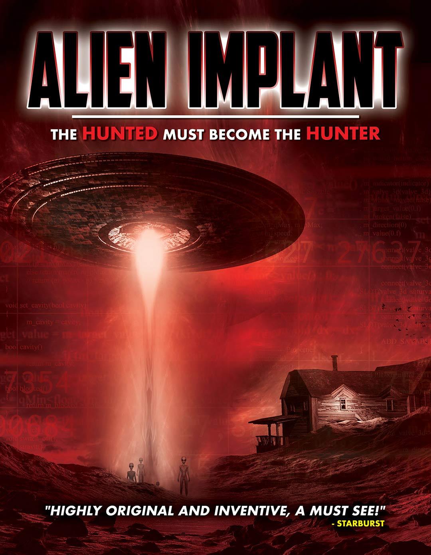 Alien Implant Poster #1