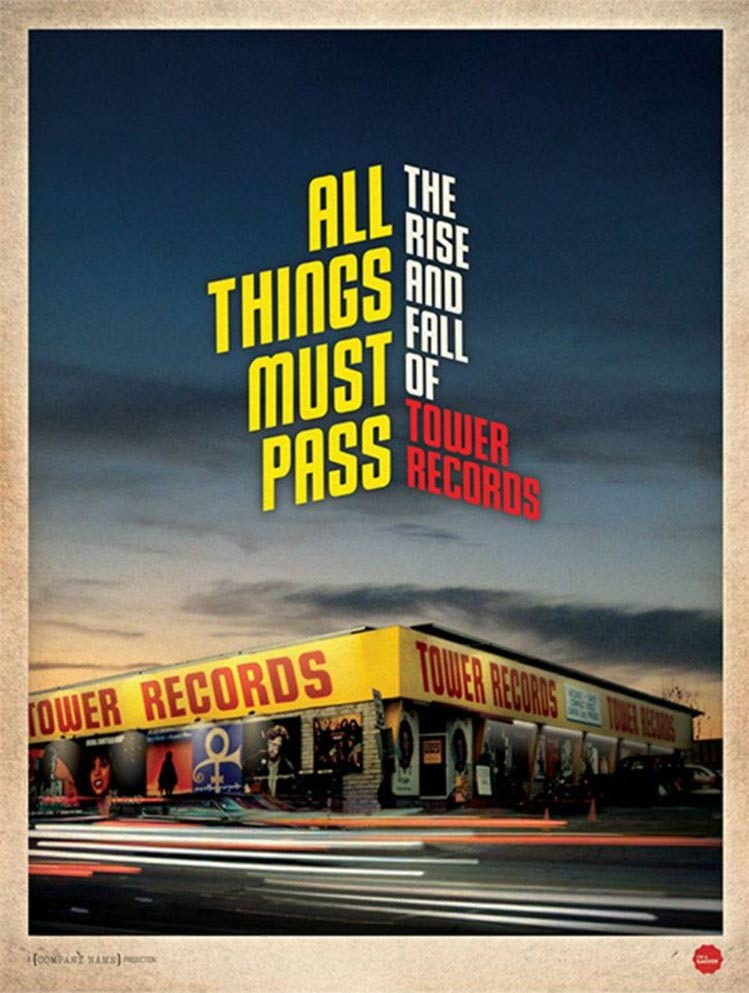 All Things Must Pass Poster #1