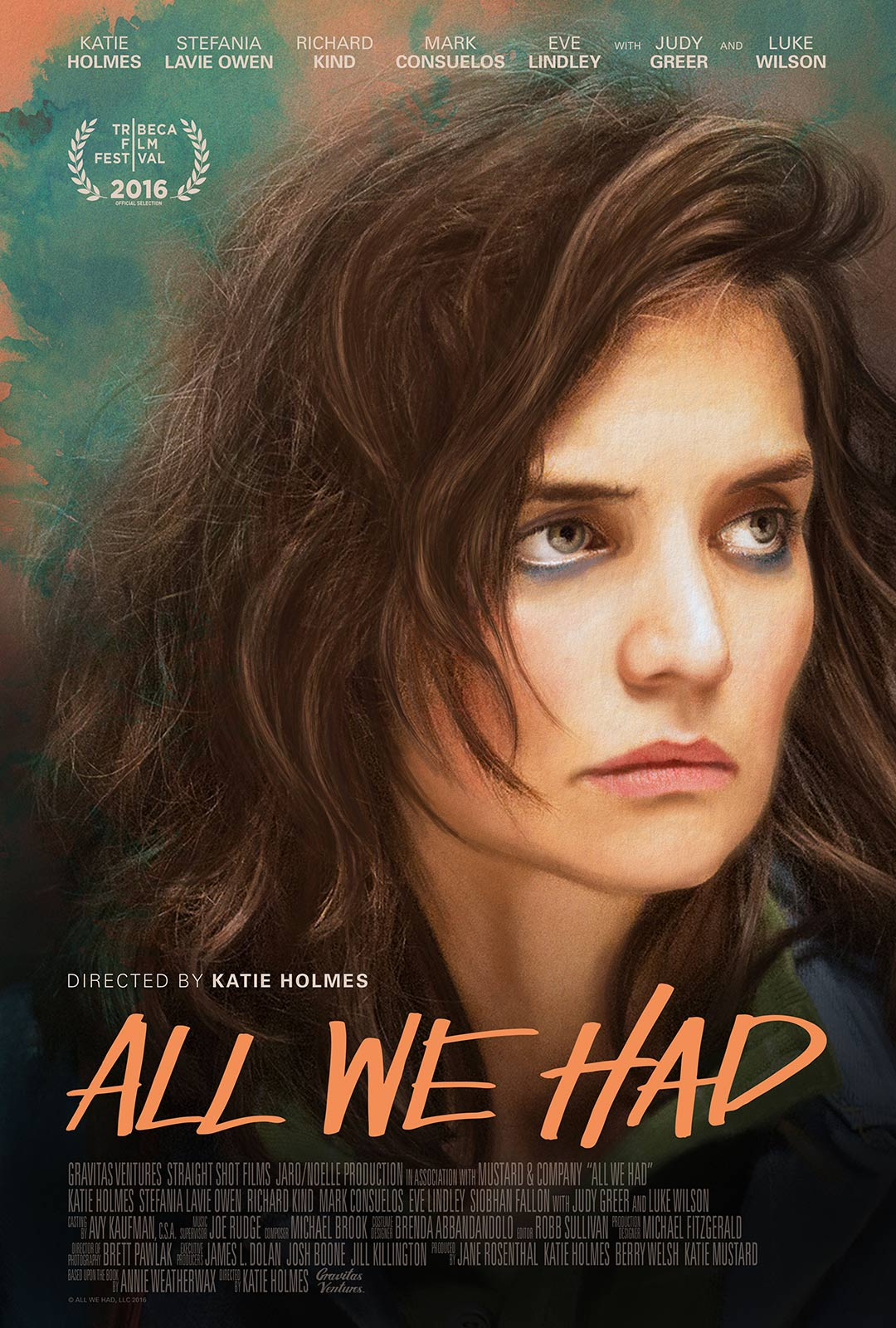 All We Had Poster #1