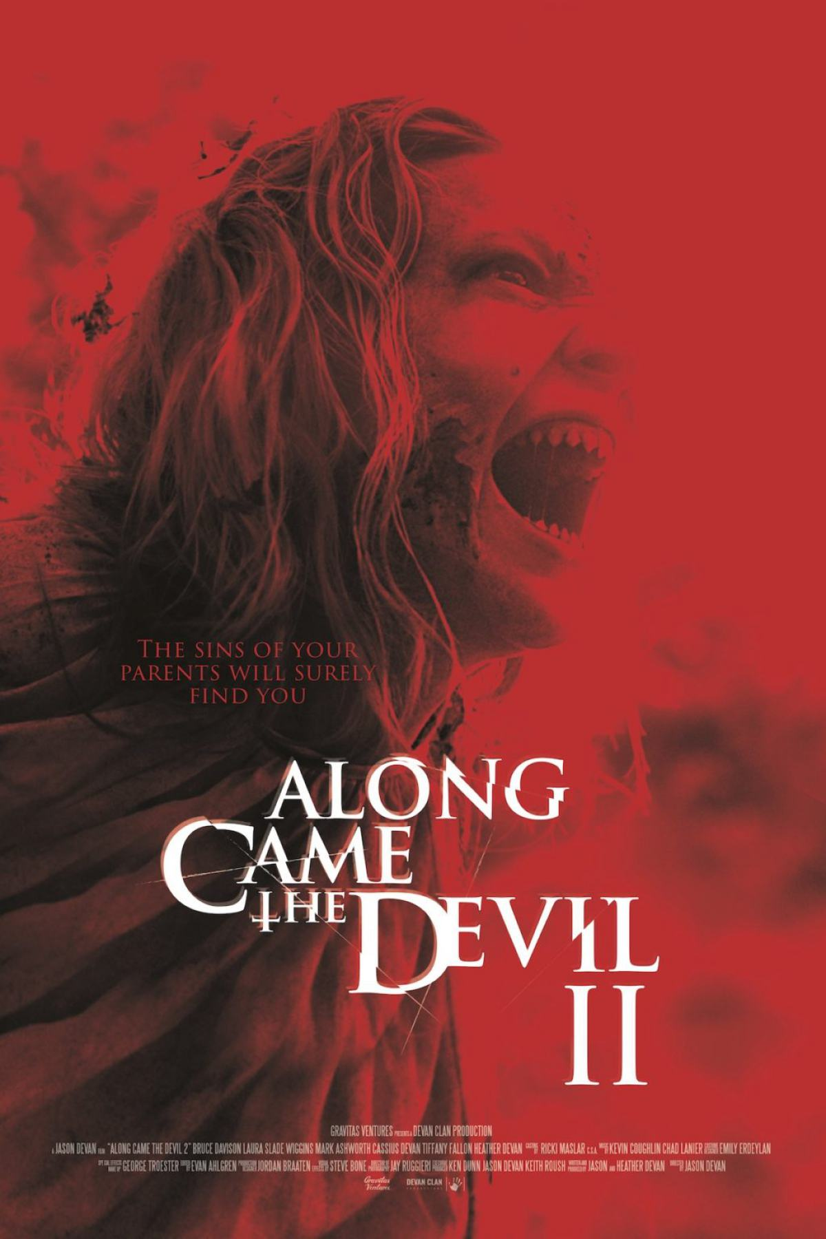Along Came the Devil 2 Poster #1